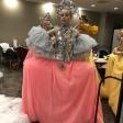 Модели на встречу гостей велкам - Бионика шоу
