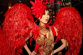 Красные ангелы Red Angels