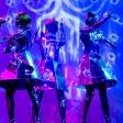 Танцевальный перфоманс «Робо-Био» от шоу «Бионика»